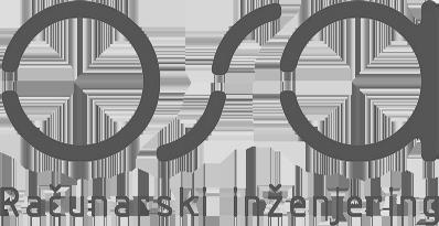 logo kompanije osa računarski inženjering
